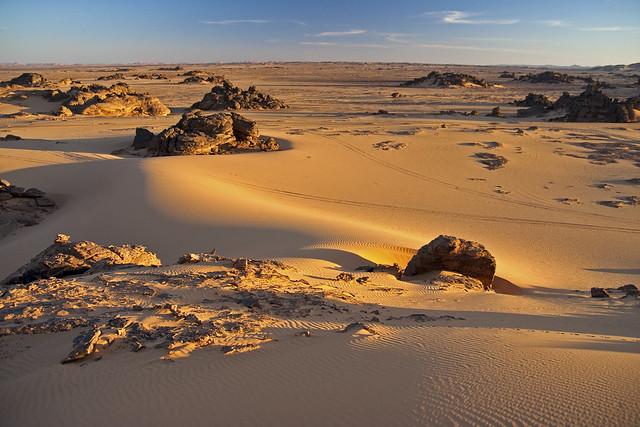 Libya, Tadrart Acacus, Fezzan