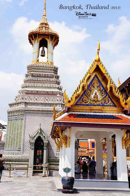 Day 3 Bangkok, Thailand - Grand Palace Bangkok 07