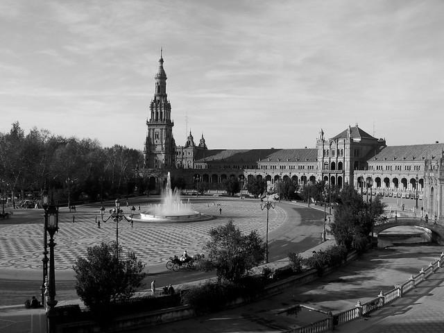 Plaza de Espana - Sevilla, Spain