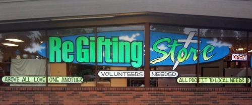 ReGifting Store