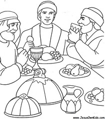 Joseph in egypt coloring pages for Joseph and his brothers coloring page