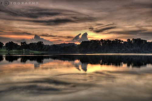 sunset nikon long exposure reservoir filter nd pierce lower nikkor d90 18105mm flickrswarmlighting