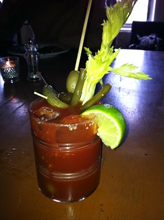 Egg & Dart Bloody Mary