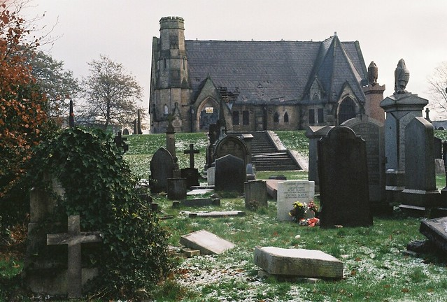 Toxteth Cemetery