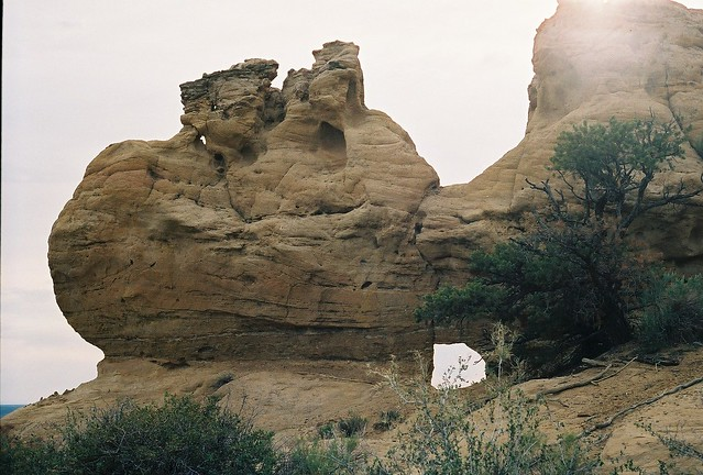 New Mexico Natural Arch NM 120