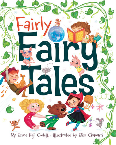 Fairly Fairy Tales - Book cover for Simon & Schuster