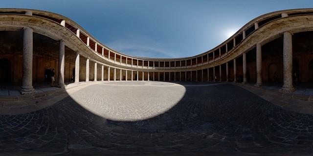 Palacio de Carlos V (Granada) - Palace of Charles V - a photo on Flickriver
