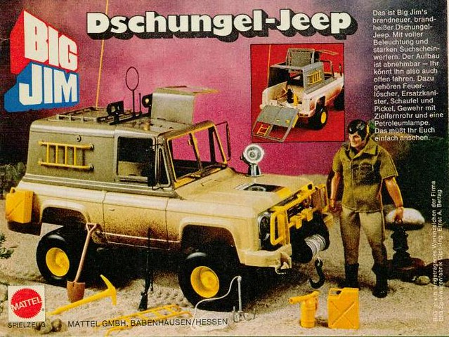 big jim dschugel jeep mattel 1979 flickr photo. Black Bedroom Furniture Sets. Home Design Ideas