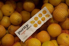 Walmart Organic Oranges