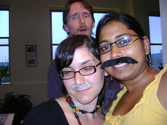 Who wants a mustache party!