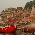 Along the Ganges at Dawn - Varanasi, India