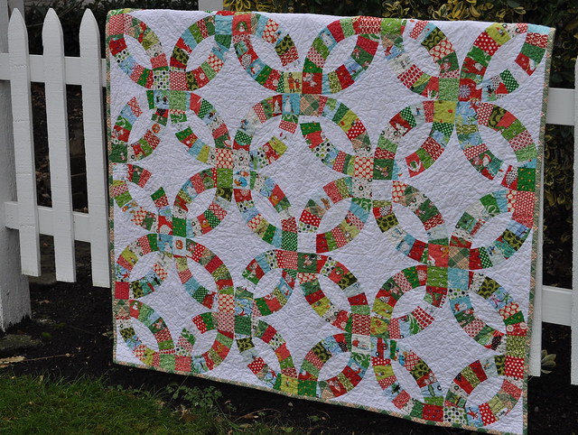 Christmas Pickledish Quilt