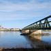 Le pont relie Saint Mathurin sur Loire à Saint Rémy La Varenne - D55 – Pont sur la Loire- Saint-Rémy-la-Varenne (49) Maine et Loire - Pays de la Loire // 144.8 - 24 // ©vitruve