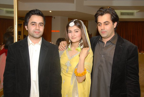 Pakistani Punjabi Brothers with their Sister - a photo on Flickriver