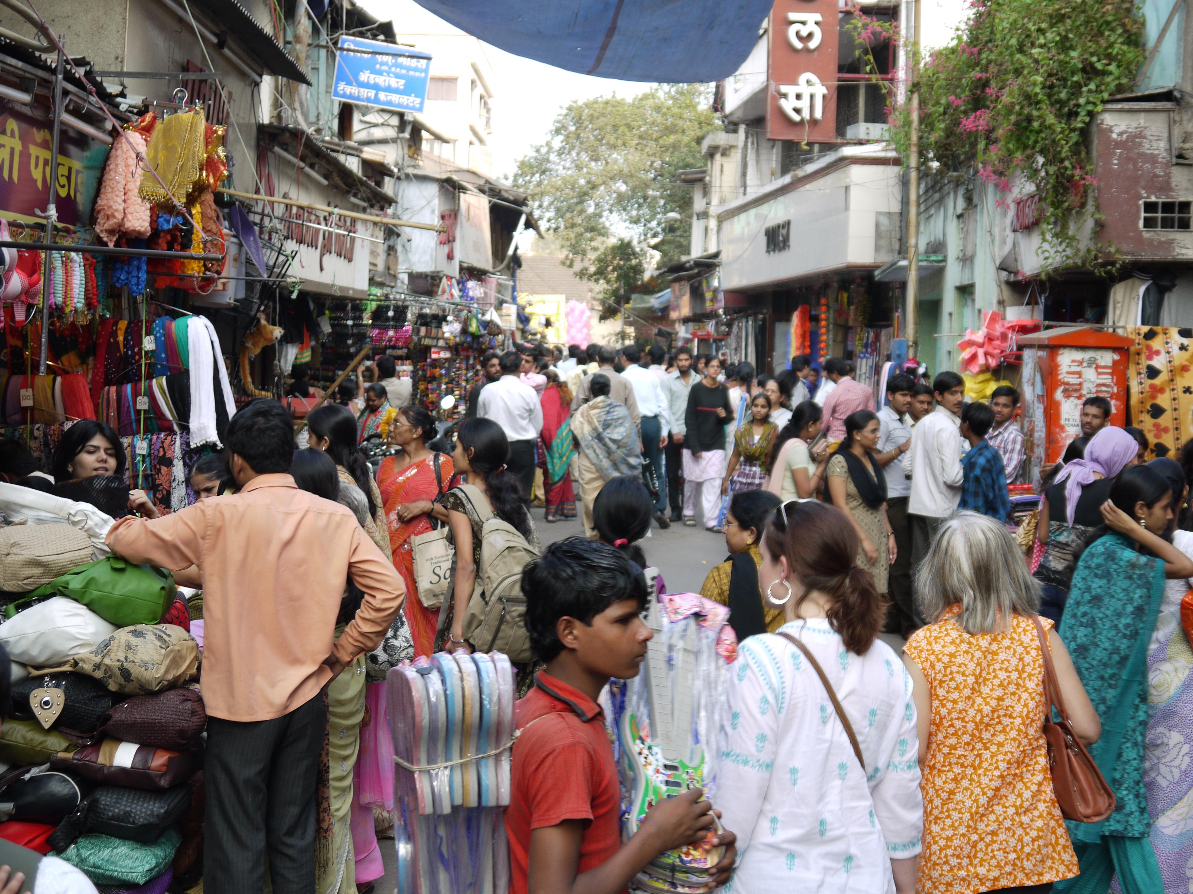 Lakshmi Road-Top 10 Places To Vsit In Pune
