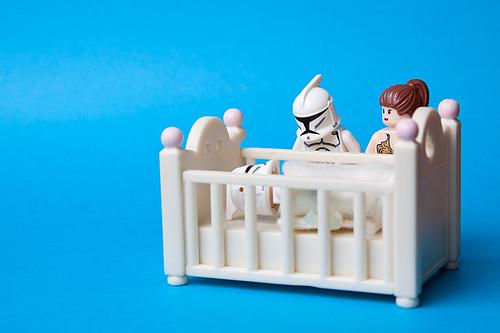 Baby Trooper