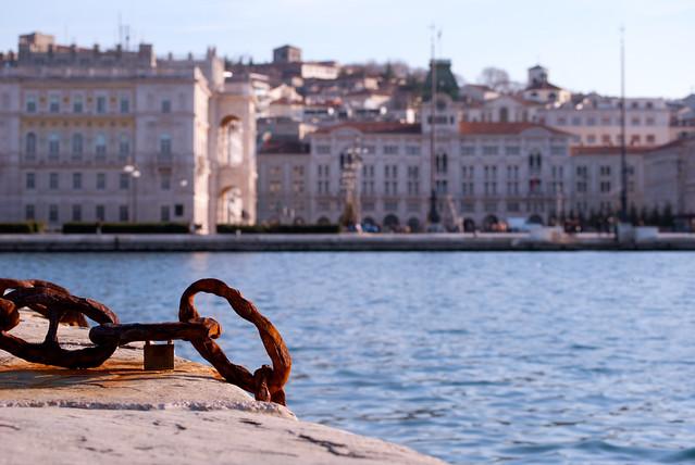Piazza Unità Trieste