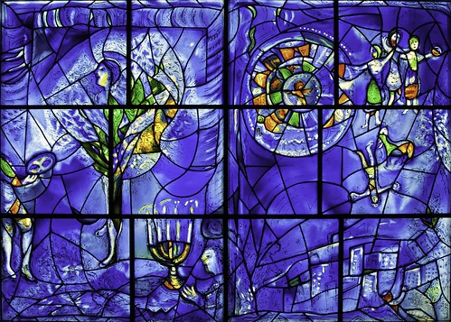 Marc Chagall: America Windows (Third of Three)
