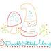 gnome pattern  by merwing✿little dear