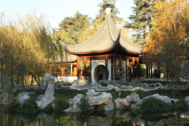 Chinese Garden Huntington Library Botanical Garden Pas Flickr Photo Sharing