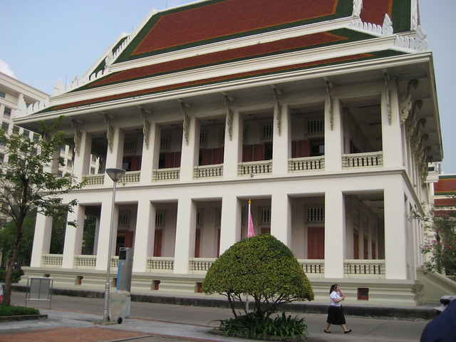 Faculty of Arts, Chulalongkorn University  Flickr - Photo ...