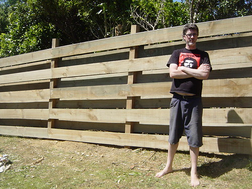 How to make a cheap positive pressure system or for How to build a cheap fence