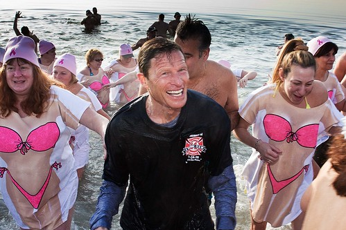 West Haven 2011 Polar Plunge by captainkickstand