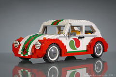VW Beetle_Octan racer by Peteris Sprogis