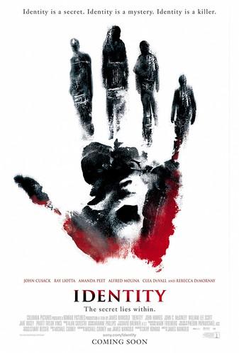 致命ID Identity (2003)