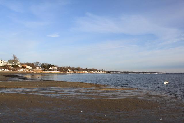 Buttonwood Beach Rhode Island