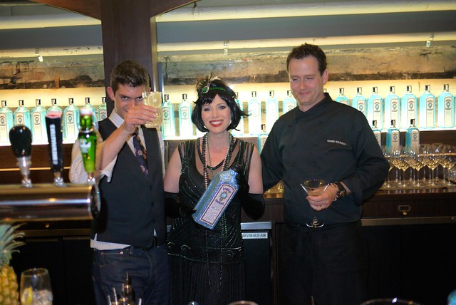 Bombay Sapphire Speakeasy | Guilt and Company