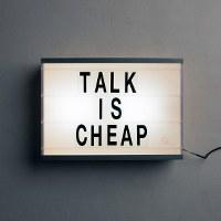 Chet Faker – Talk Is Cheap