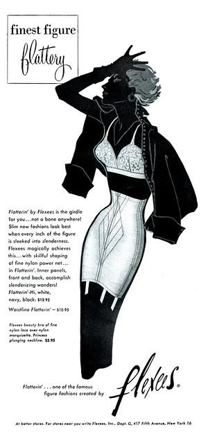Flexees Flattery 1953