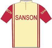Sanson - Giro d'Italia 1966