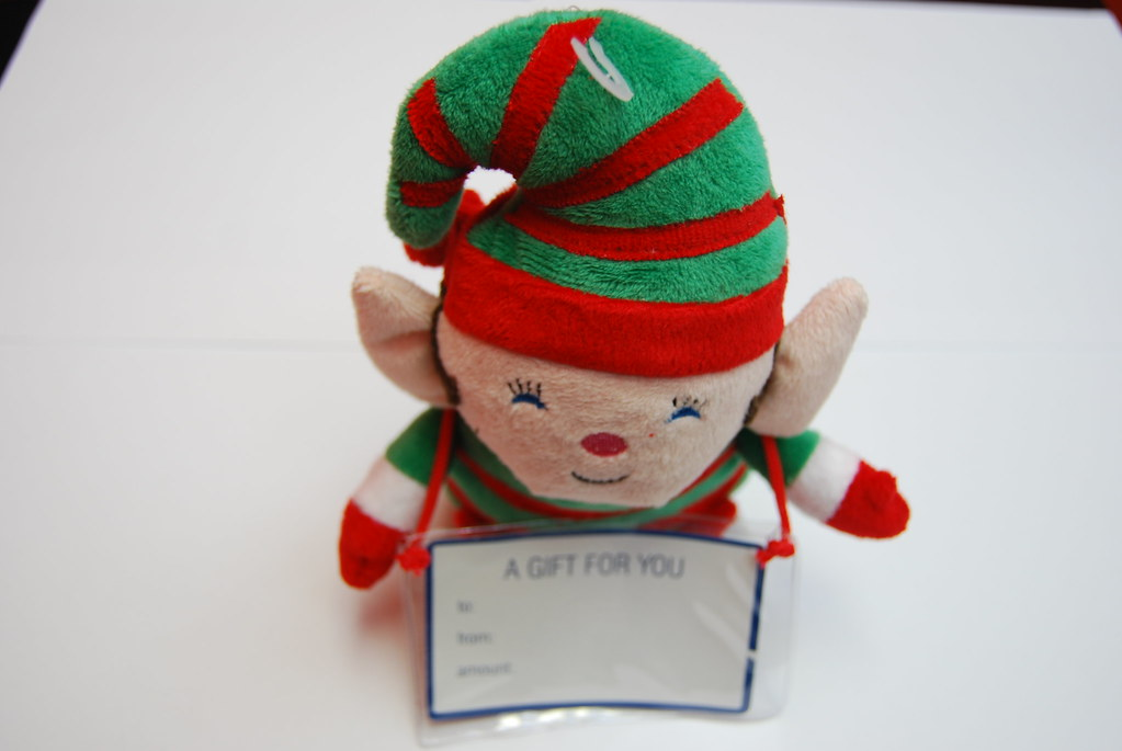 Old Navy Plush Gift Card Holder 5 A Photo On Flickriver