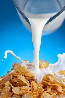 Milk meets Cornflakes - Proof of concept