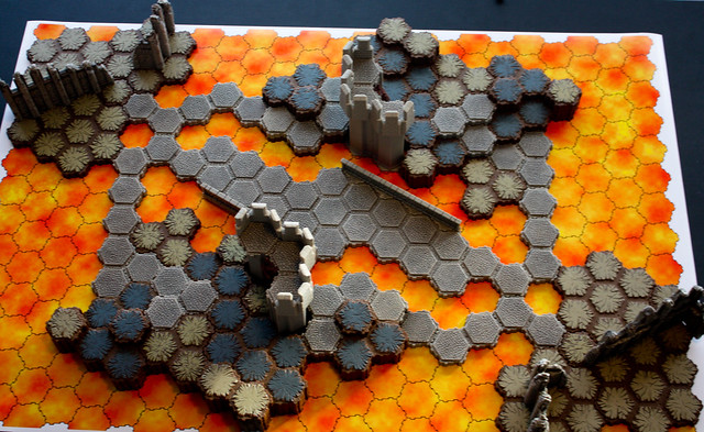 How to Play Heroscape pictures