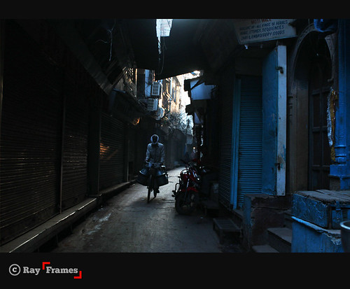Delhi from life of Tiziano Terzani