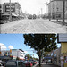 Main and King Edward, Looking South - 1912/2010 by entheos_fog