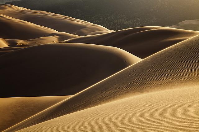 Corner Pocket:  Great Sand Dunes, Colorado