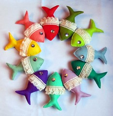 fish ornaments