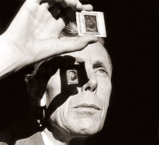 Anthony Blunt, by Lord Snowdon 1963