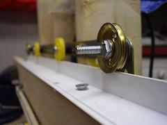 CNC Top rail