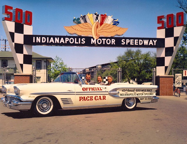 Classic Car Show Indianapolis Speedway