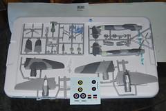Airfix 1/72 Westland Whirlwind Kit