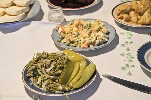 Georgian pickles