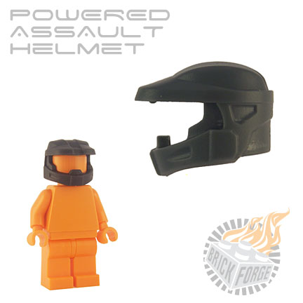 Powered Assault Helmet - Dark Blueish Gray