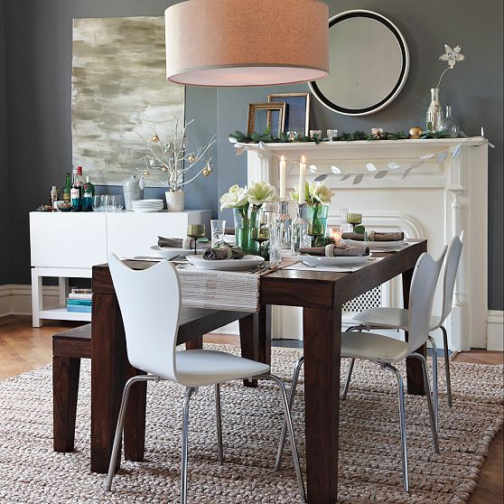 West Elm's New Look - Dining Room