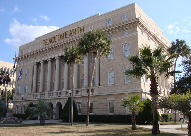 Old Lake County Courthouse (Tavares, Florida)