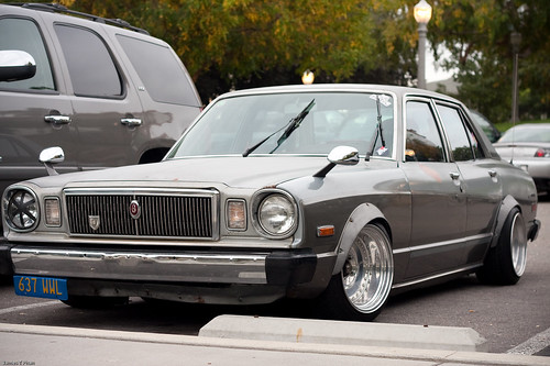 One sick Toyota Cressida